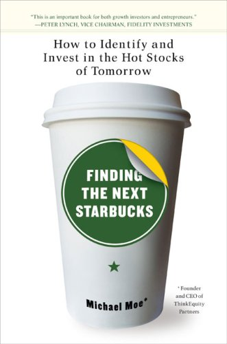 Finding the next Starbucks book cover