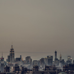photo of new york city skyline