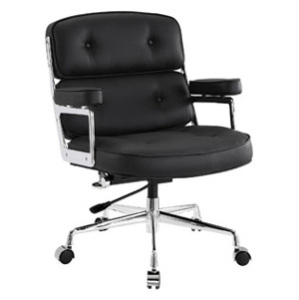 remix office chair black