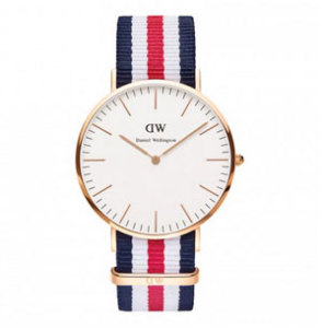 wall street gifts daniel wellington watch
