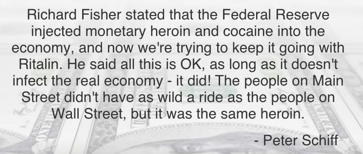 peter schiff commentary