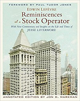 jesse livermore classic trading book