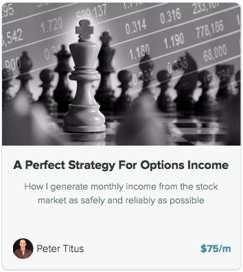 A perfect strategy for options income trading signals by peter titus